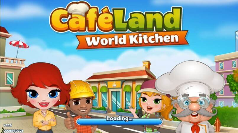Cafeland World Kitchen PC Download