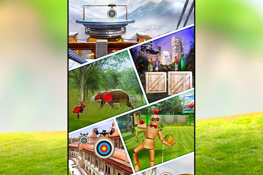 archery king stage challenge