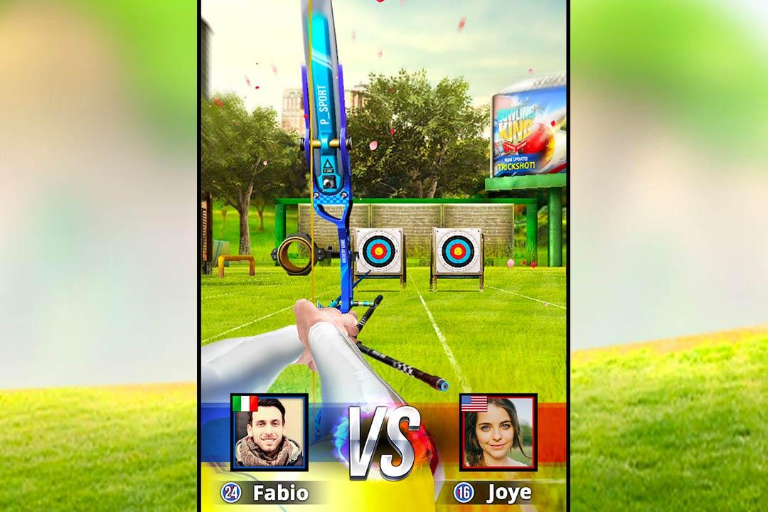 archery king versus
