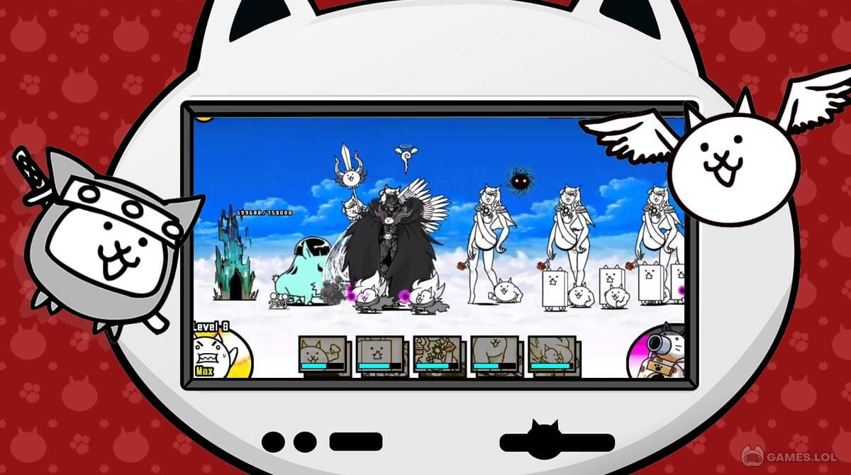 battle cats download PC free