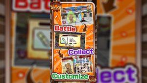battle robots battle collect customize