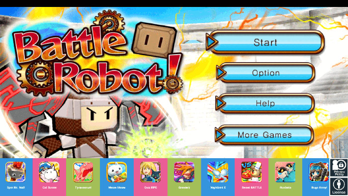 For robots, try our Robot Fighting 2 game for your fill of action and strategy!