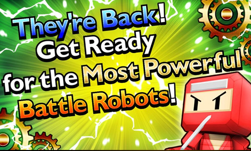 Play Battle Robots on PC