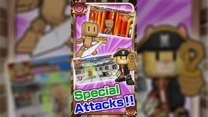 Battle Roots Special Attack
