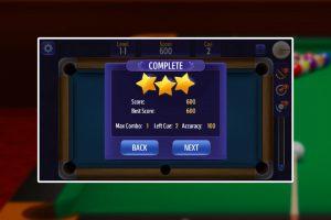 billiard 3 star complete