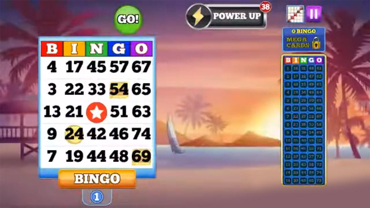 bingo card game online play