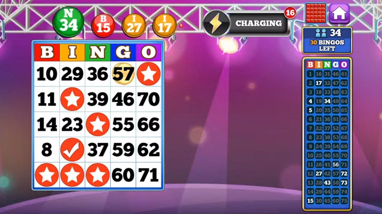 bingo heaven card game