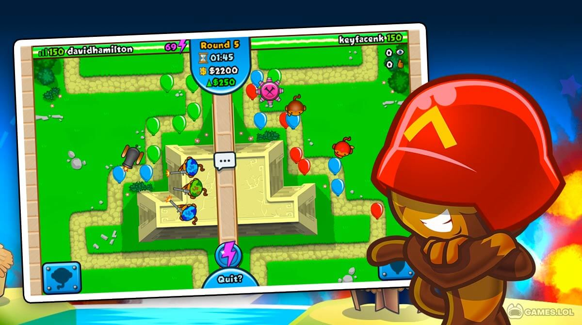 Bloons TD Battles Free PC Download