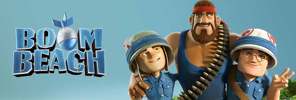 Boom Beach Free PC and MAC Download