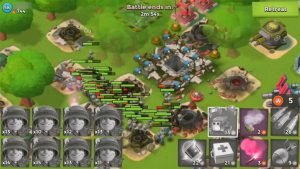 boom beach rifleman invades enemy base