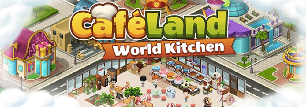 Cafeland – World Kitchen Free PC Download