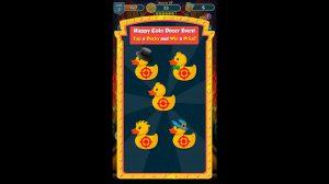 coin dozer five duck shootout game
