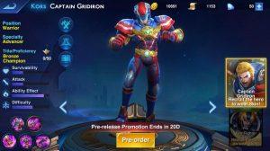 heroes arena unlocked kors