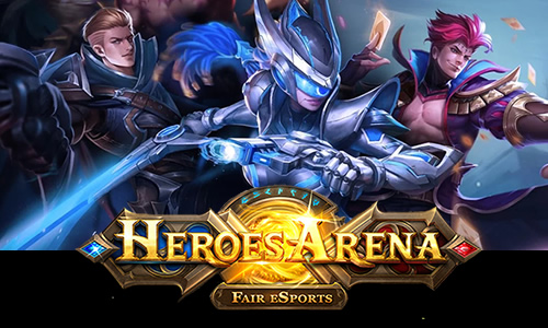 Play Heroes Arena on PC