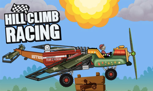 Play Hill Climb Racing on PC
