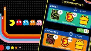 PAC-MAN Tournaments