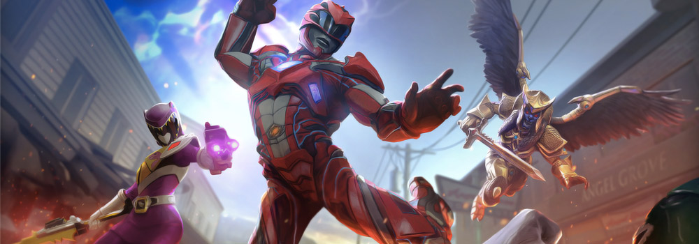 Power Rangers: Legacy Wars Free PC Download