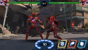 Power Rangers Legacy Wars Red Ranger