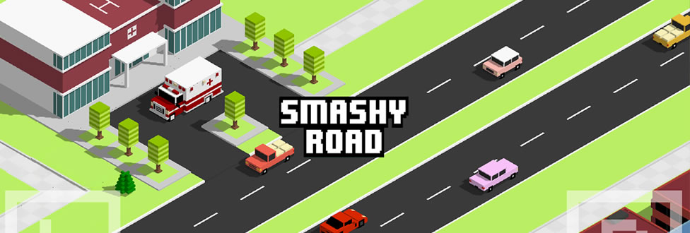 Smashy Road: Wanted Free PC Download