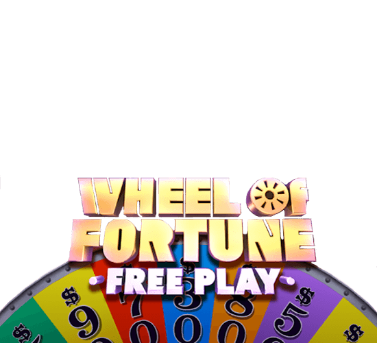 Wheel of Fortune Free Play Main