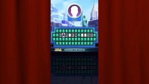 Wheel of Fortune Free Play Missing Letters
