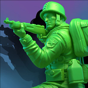 Army Men Strike Soldier