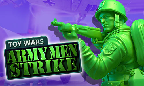 Play Army Men Strike on PC