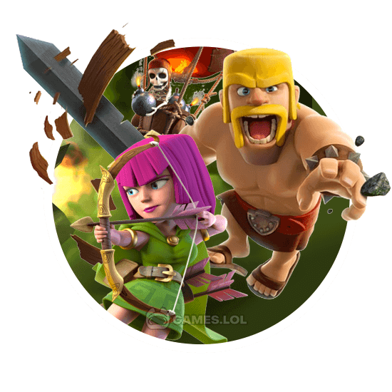 clash of clans download free pc