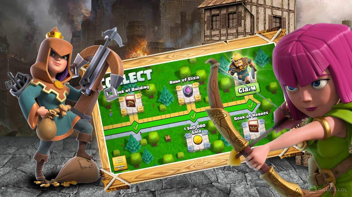Clash of Clans Download Full Version