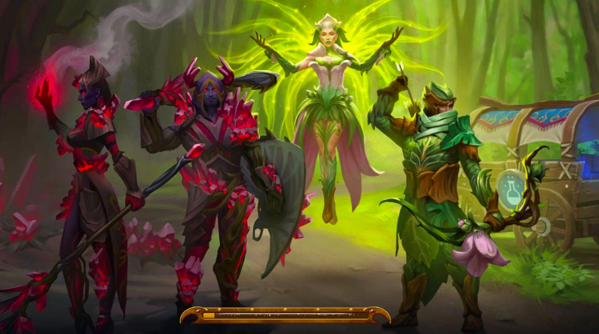 guild of heroes team up friends