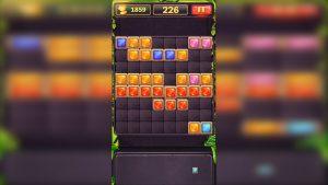 Block Puzzle Game Screenshot