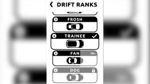 donut drift Simple game design