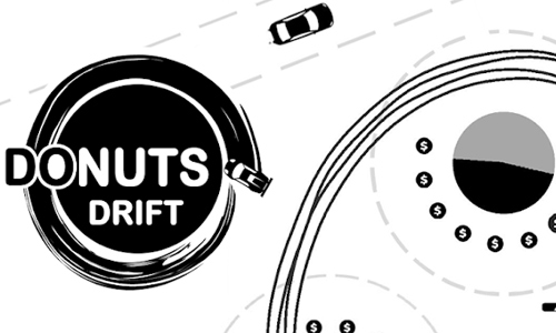Play Donuts Drift on PC
