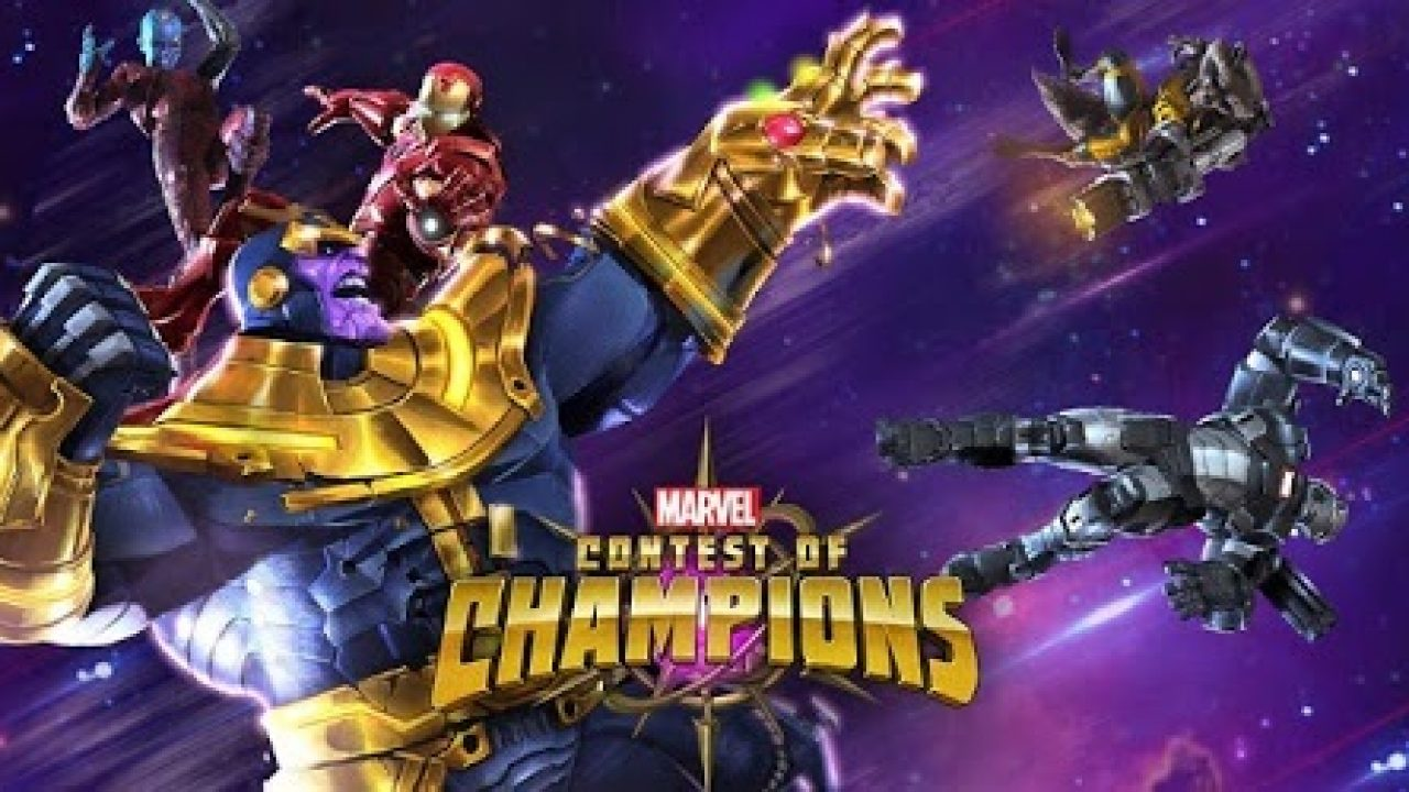 Understanding In The Contest lol Marvel Mechanics ChampionsGames Of tQsdrxhC