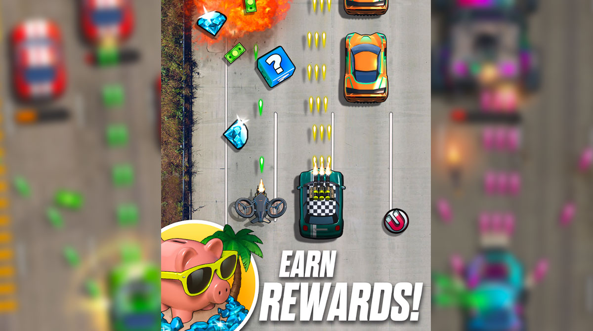 fastlane get boosters and rewards