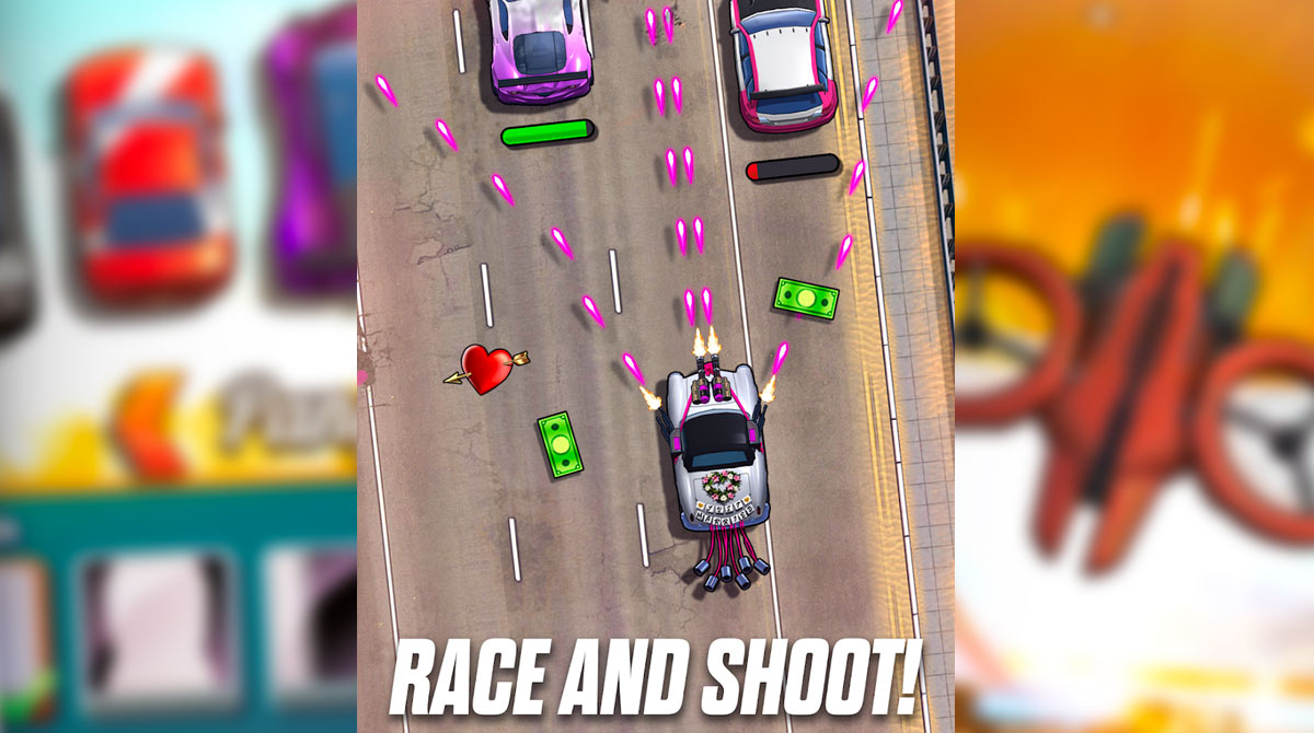 fastlane race and shoot rivals