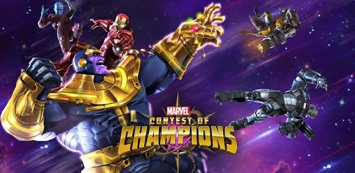 Play MARVEL Contest of Champions on PC