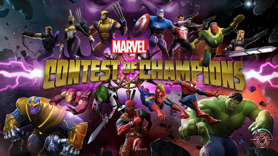 Marvel Contest of Champions Play Game Free PC