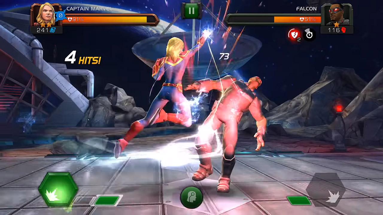 Marvel Contest Of Champions Versus