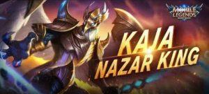 mobile legends bang bang kaja the nazar king