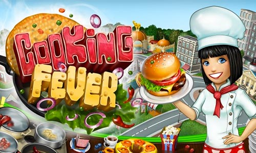 Play Cooking Fever on PC
