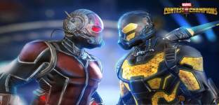 [Character Update] Behold, Ant-Man and the Wasp are here in Marvel Contest of Champions! Featured Image