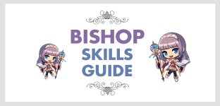 MapleStory M Guide Bishop | Bishop Skills Guide Featured Image