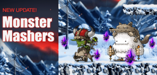 Ready to Mash some Monsters? | MapleStory M Monster Mashers Featured Image