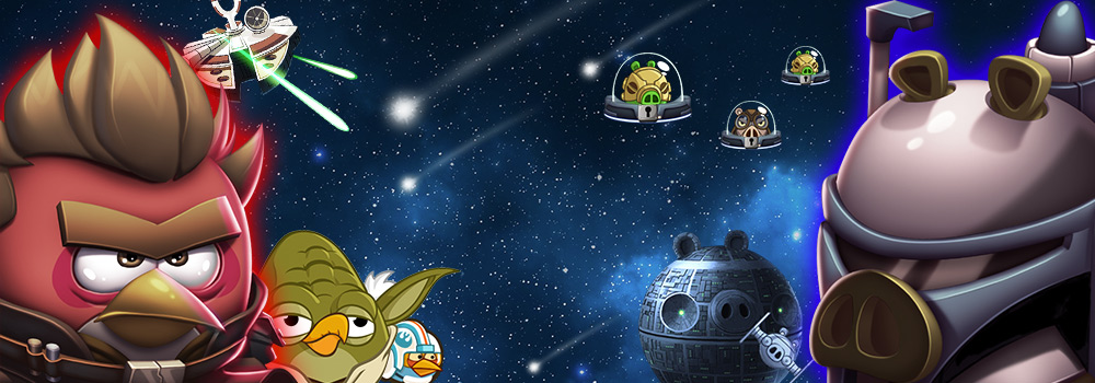 Angry Birds Star Wars II Free Free PC Download
