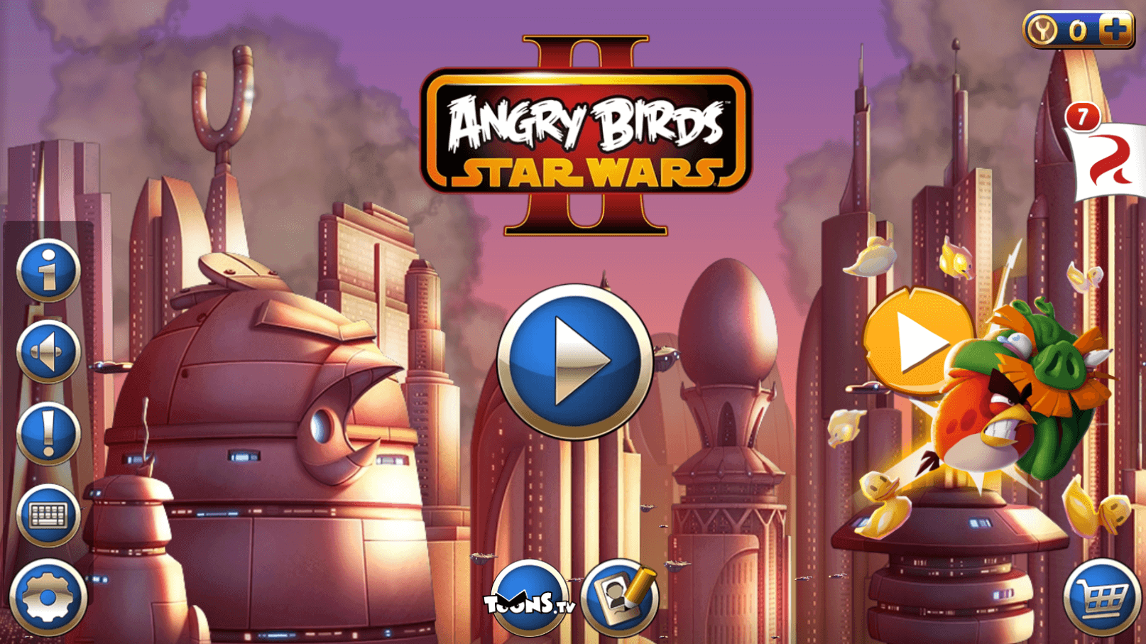 angry birds star wars ii games game play pc download 1 - Angry Birds Star Wars II Free
