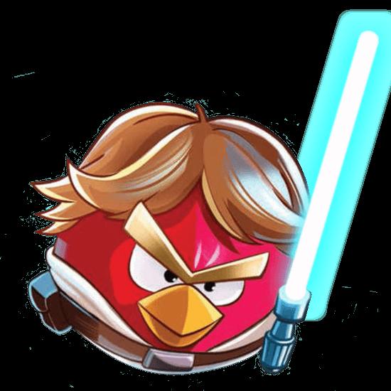 Angry Birds Star Wars Jedi
