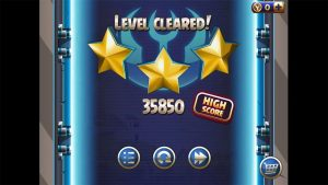 Angry Birds Star Wars Level Cleared