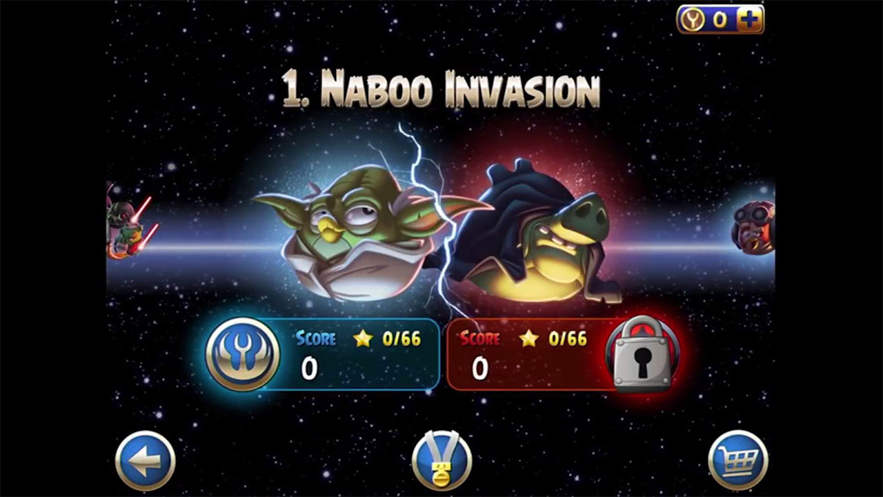 angry birds star wars naboo invasion