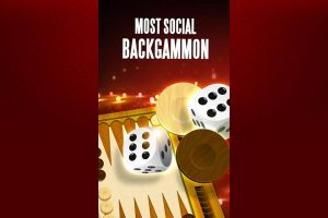 backgammon plus most social